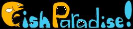 フィッシュパラダイスのタイトルロゴ