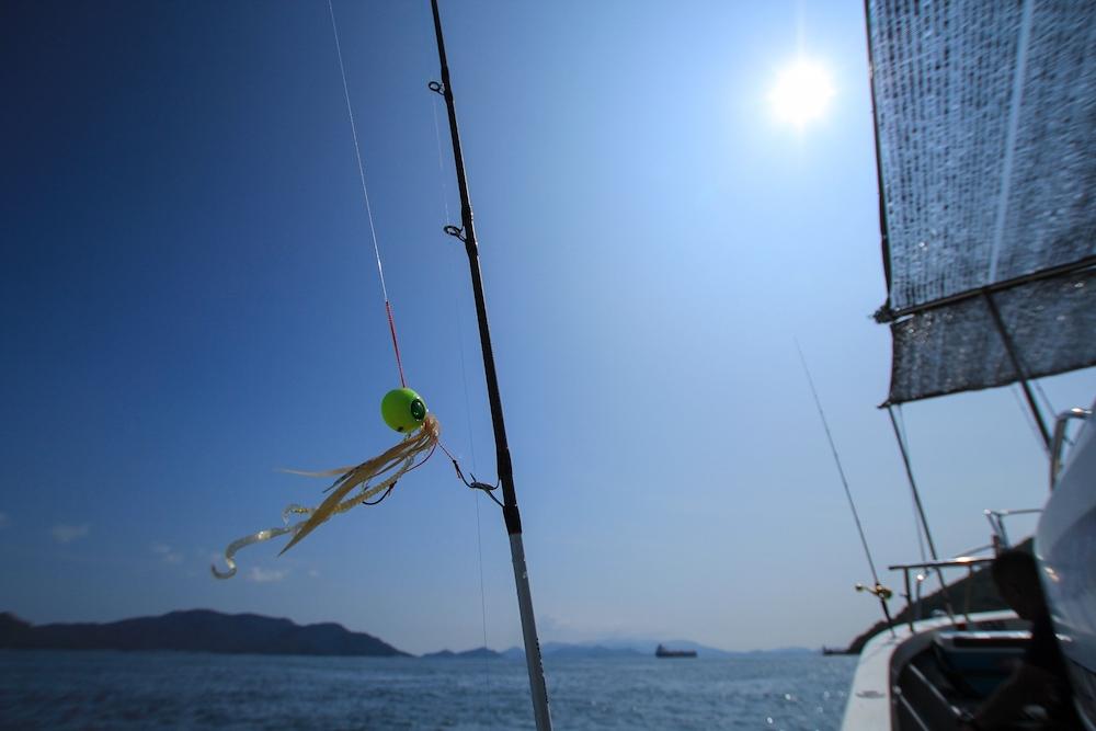 鯛ラバの釣り方
