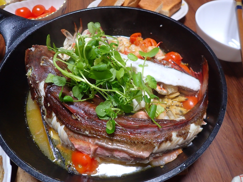 ホウボウは美味しい白味魚