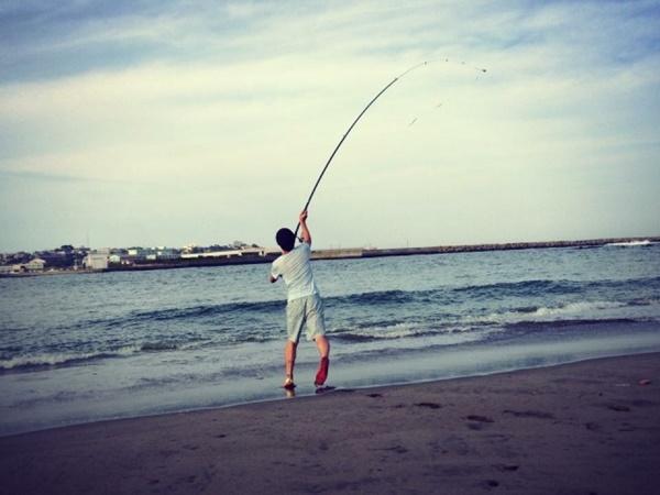 投げ釣りで仕掛けをかっ飛ばそう