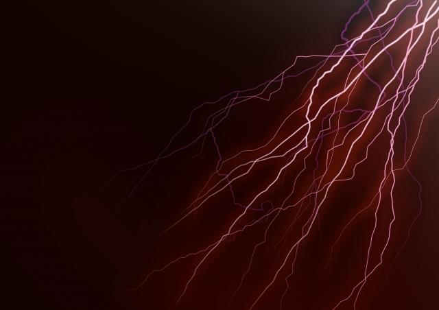 ブラックゴーストは電気を発する?