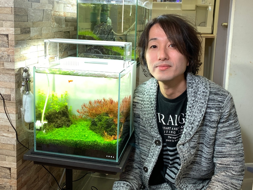 奈良アクアマリンの水槽はどれも綺麗!