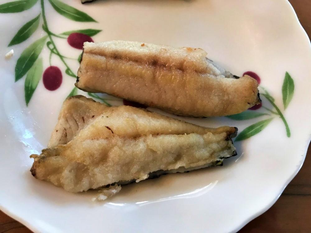 ギギの身は淡白で美味しい魚